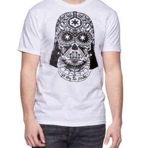 Star Wars Darth Vader Padré Tee Shirt